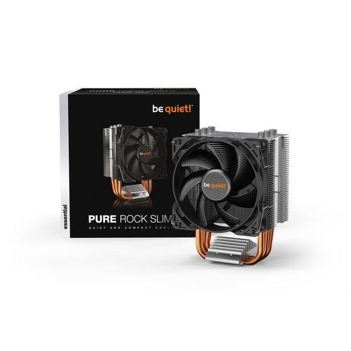 Listan Pure Rock Slim 2 Kühllüfter/Wärmeableitblech - Processor, Computergehäuse - 92 mm Maximum Fan Diameter - 1 x Fan(s)