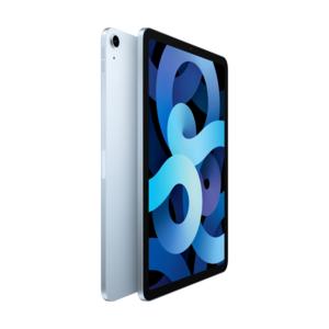 Apple iPad Air (4th Generation) Tablet - 27,7 cm (10,9 Zoll) RAM - 64 GB - iPadOS 14 - Himmelblau - Apple A14 Bionic SoC -