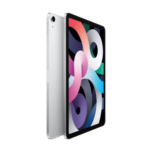 Apple iPad Air (4th Generation) Tablet - 27,7 cm (10,9 Zoll) RAM - 64 GB - iPadOS 14 - Silber - Apple A14 Bionic SoC - Liq
