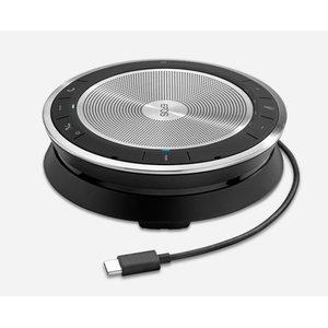 EPOS EXPAND SP 30 Bluetooth®-Speakerphone mit USB-C*-Kabel, USB-C-/USB-A-Adapter und Transporttasche, optimiert für UC und
