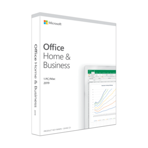 OFFICE HOME AND BUSINESS 2019 GERMAN EUROZONE MEDIALESS P6     GR