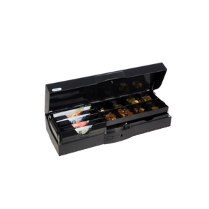 OCC ANTHRACITE ACCORD TO CLOSUR 8 COIN / 4 NOTE COMPARTMENTS